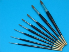 Laurence Mathews Prolene Brushes Series 101 Sizes 4/0 to 24